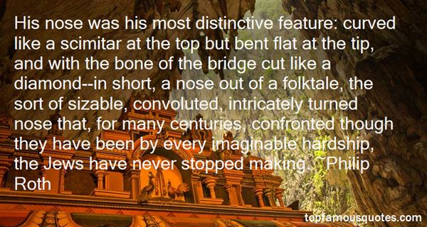 Quotes About Flat Nose