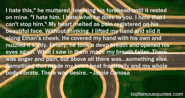 Quotes About Frantic