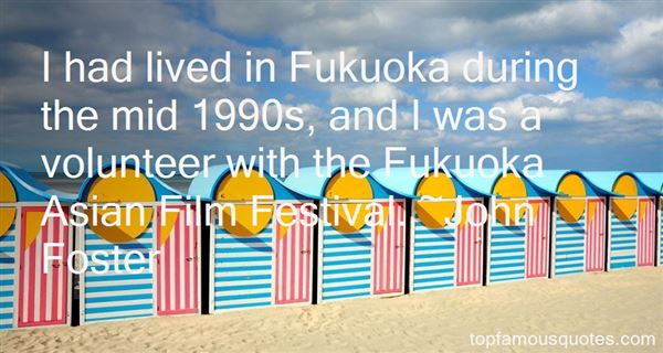 Quotes About Fuku