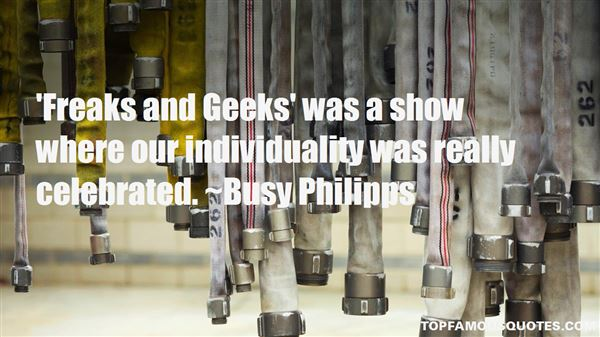 Quotes About Geeks