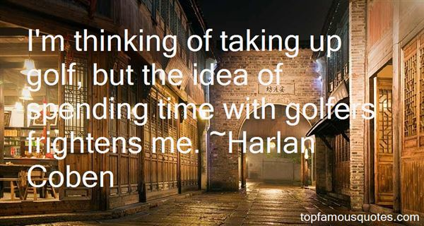 Quotes About Golfers