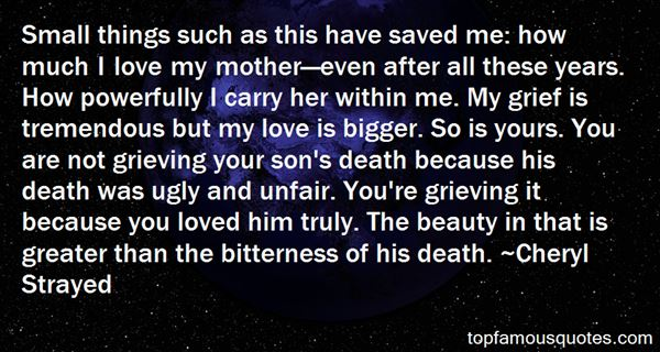 Quotes About Grieving Death
