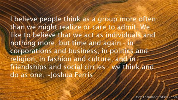 Quotes About Group Of Friends