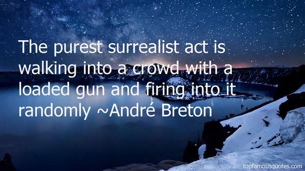 Quotes About Gun Firing