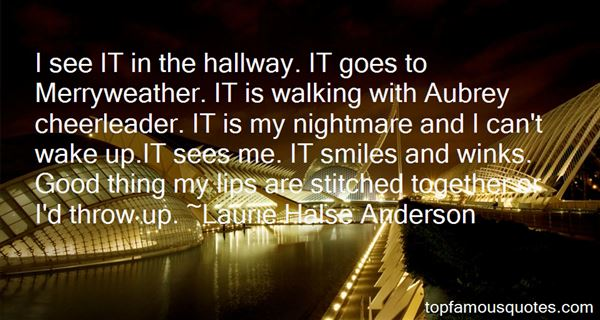Quotes About Hallway