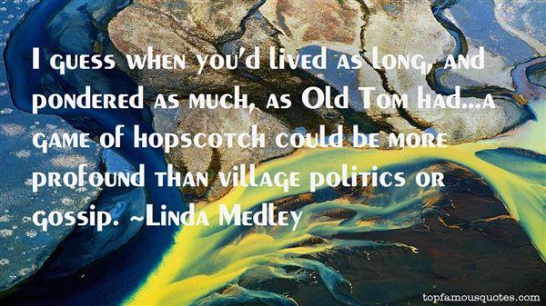Quotes About Hopscotch