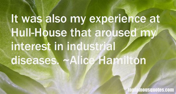 Quotes About Hull House