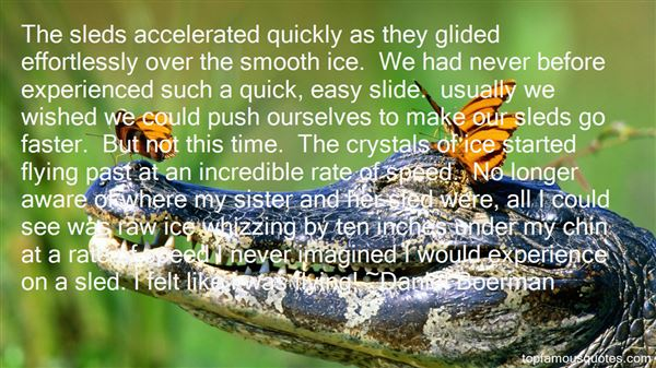 Quotes About Ice Crystals