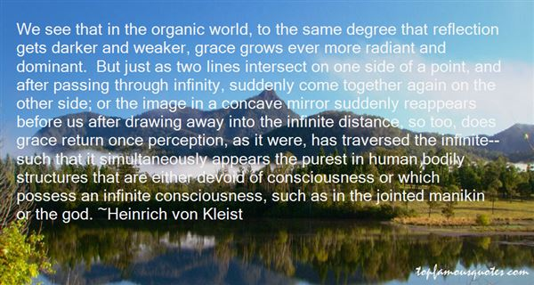 Quotes About Infinite Consciousness