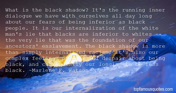Quotes About Internalized Racism