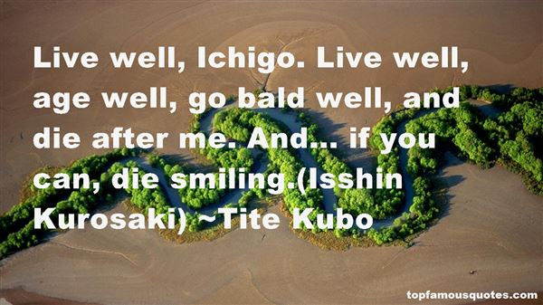 Quotes About Isshin