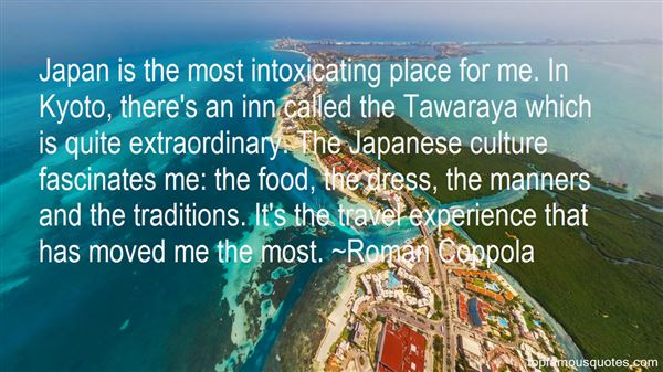 Quotes About Japan Culture