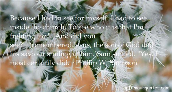 Quotes About Jesus The Saviour