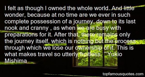 Quotes About Journey And Travel