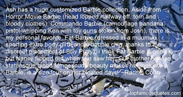 Quotes About Ken And Barbie