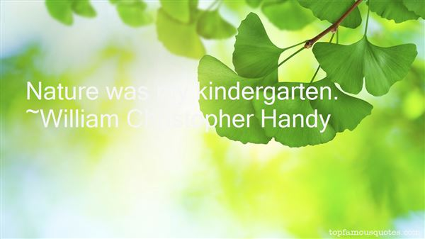 Quotes About Kinder
