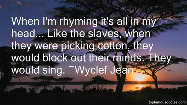 Quotes About King Cotton