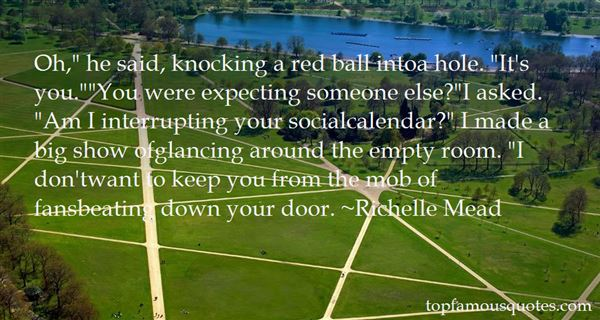Quotes About Knocking Someone Down