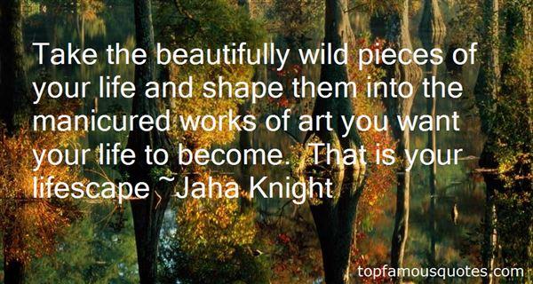 Quotes About Lifescape