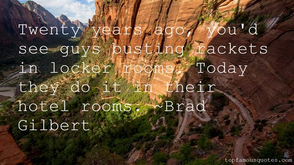 Quotes About Locker Rooms