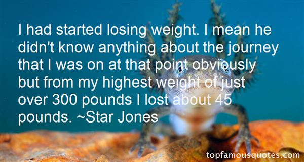 Quotes About Losing Pounds