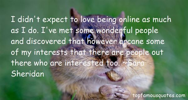 Quotes About Love Interests