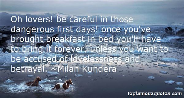 Quotes About Lovelessness