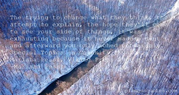 Quotes About Marisha