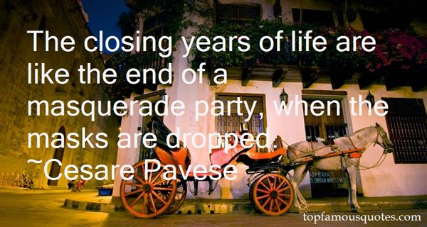 Quotes About Masquerade Party
