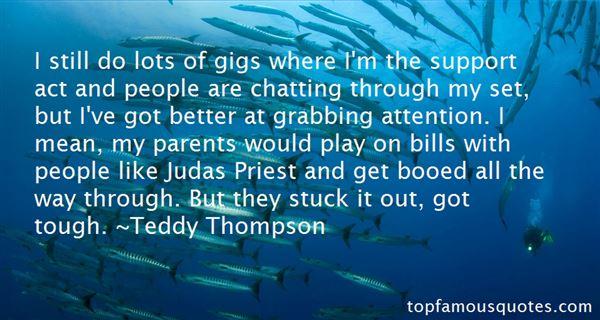 Quotes About Mean Parents