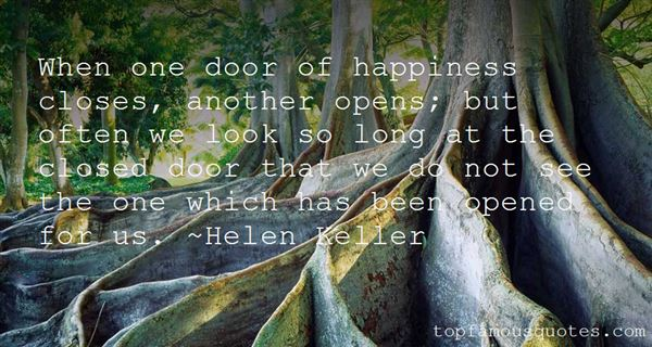 Quotes About One Door Closes
