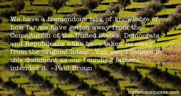 Quotes About Our Founding Fathers