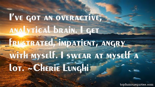Quotes About Overactive