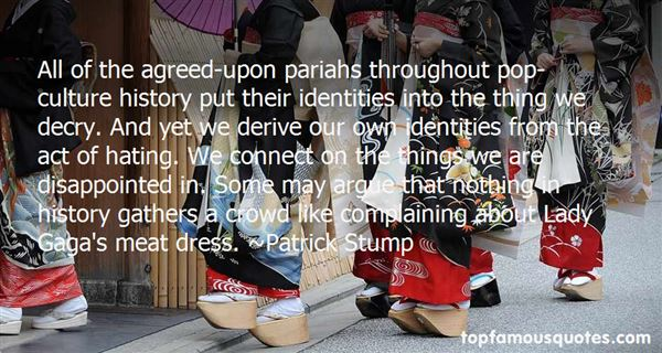 Quotes About Pariah