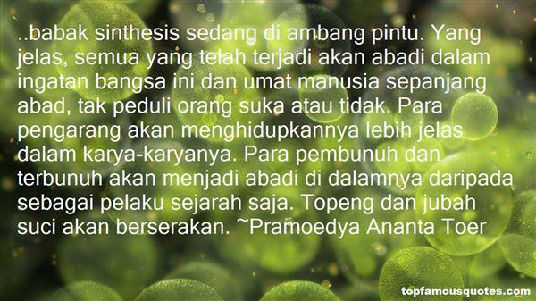 Quotes About Pembunuh