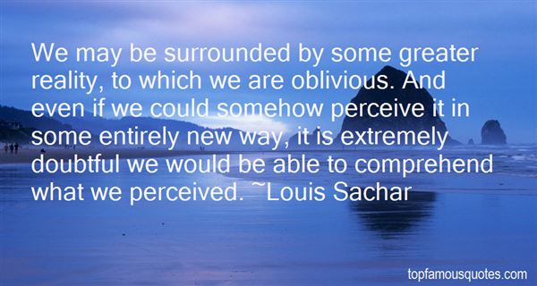 Quotes About Perceived