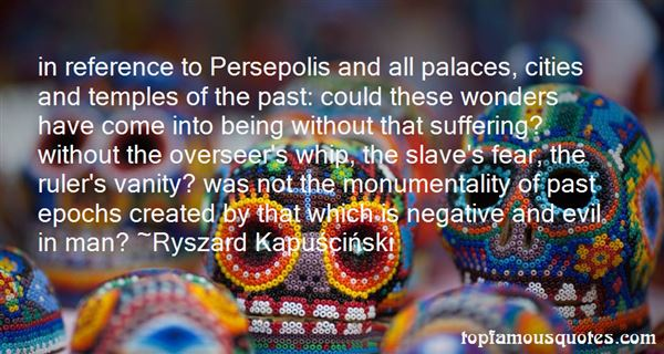 Quotes About Persepolis