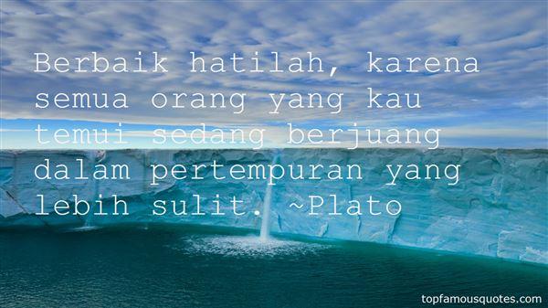 Quotes About Pertempuran