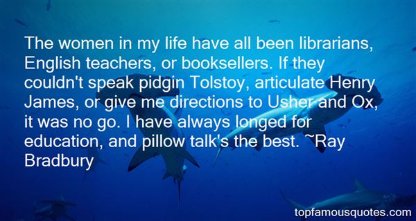 Quotes About Pillow Talk