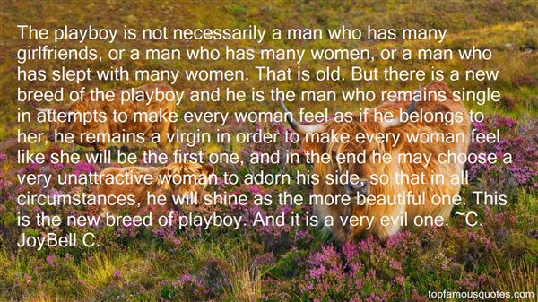 Quotes About Playboy