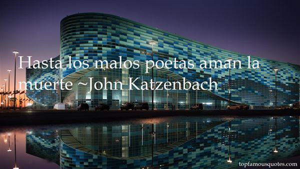 Quotes About Poeta
