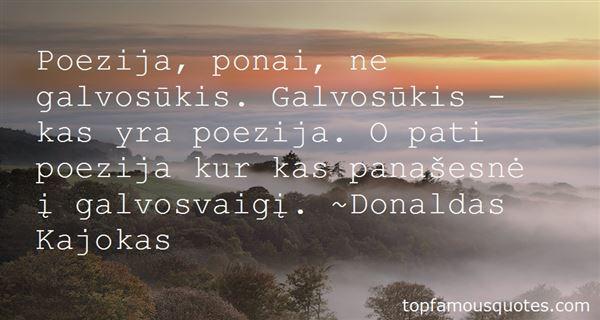 Quotes About Poezija