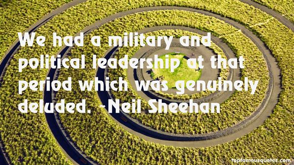 Quotes About Political Leadership