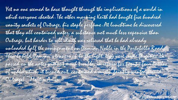 Quotes About Portobello Road