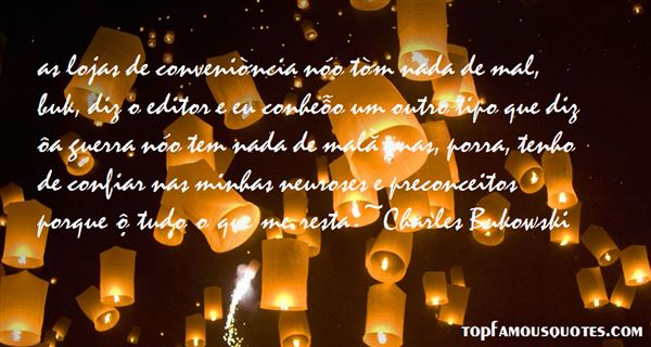 Quotes About Preconceito