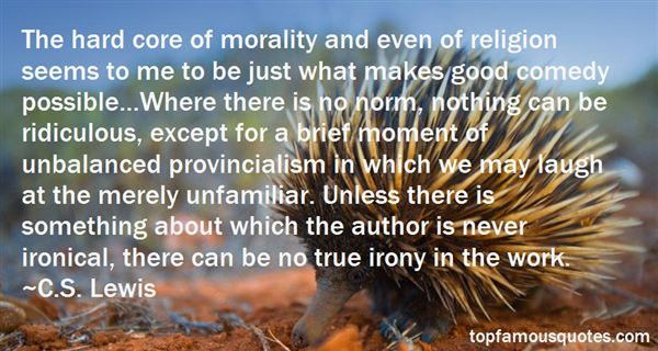 Quotes About Provincialism