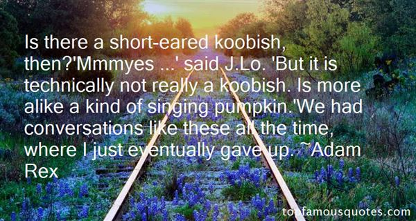 Quotes About Pumpkin