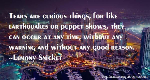 Quotes About Puppet Shows