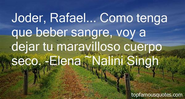 Quotes About Rafael