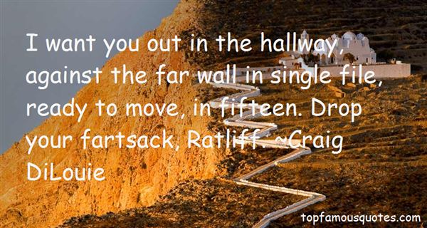 Quotes About Ratliff